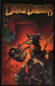 Death Dealer #5 Frank Frazetta Cover A
